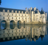 Chenonceaux Castle Royalty Free Stock Photography