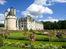 Chenonceaux Castle Royalty Free Stock Images