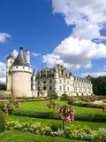 Chenonceaux Castle. In Loire Valley Stock Photos
