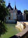 Chenounceau slott, Chenonceaux, Frankrike Arkivfoto