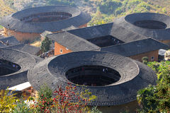 Chenqi fujian tulou Royalty Free Stock Photography
