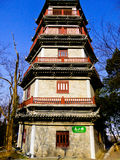 Chenshan tower Royalty Free Stock Photography