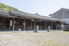 Chenwu hall Royalty Free Stock Image