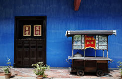 The Cheong Fatt Tze Mansion, Georgetown, Penang Stock Images