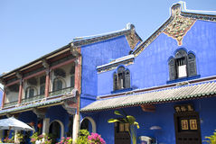 Cheong Fatt Tze Mansion Stock Image