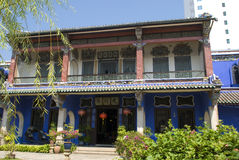 Cheong Fatt Tze Mansion Stock Photo