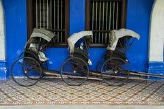 Cheong Fatt Tze Mansion Penang royalty-vrije stock afbeeldingen