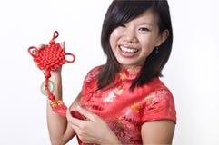 Cheong sam Royalty Free Stock Photography