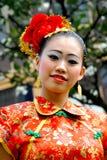 Cheongsam Stock Image