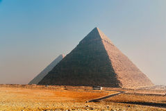 Cheops-Pyramide Stockbilder