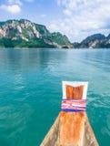 Cheow Lan Lake - Khao Sok National Park, Thailand Stock Afbeelding