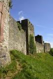 Chepstow Castle Στοκ Φωτογραφίες