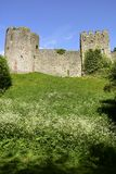 Chepstow Castle Στοκ Φωτογραφία