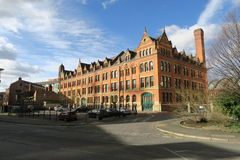Chepstow House, Manchester Stock Image