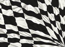 chequered флаг Стоковые Фото