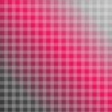 Chequered Background in pink. Chequered Background in hot pink stock illustration