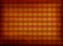 Chequered canvas background Stock Image