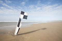 Chequered flags Stock Image