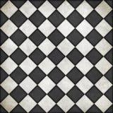 Chequered grunge background