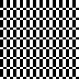 Chequered pattern with squares and rectangles Seamlessly repeat Royalty Free Stock Photography