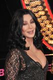 "Cher. At the Los Angeles premiere of her new movie ""Burlesque"" at Grauman's Chinese Theatre, Hollywood. November 15, 2010  Los Angeles, CA Picture: Paul Smith Royalty Free Stock Photography"
