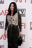Cher. Arrives at the AFI Salute to Mike Nichols Sony Pictures Studio Culver City, CA June 10, 2010 stock photos