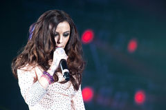 Cher Lloyd Stock Photography