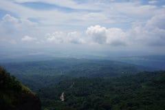 Cherapunjee西隆印度 免版税库存照片