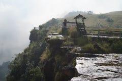 Cherapunjee Shillong India Obrazy Stock