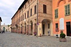 Cherasco cuneo. Glimpse at cherasco, Cuneo, piedmont, Italy Stock Photography
