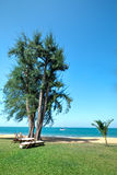 Cherating Beach, Kuantan, Malaysia Stock Photography