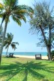 Cherating Beach, Kuantan, Malaysia. Cherating Beach, Club Med Kuantan in Malaysia stock image