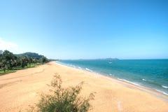 Cherating Beach, Kuantan, Malaysia Royalty Free Stock Photo