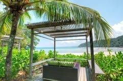 Cherating Beach, Kuantan, Malaysia. Cherating Beach, Club Med Kuantan in Malaysia Stock Images