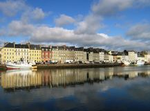 Cherbourg 2. A view of Cherbourg in Normandy,France Stock Photography