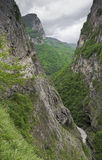 Cherek gorge.Kabardino-Balkaria. The Caucas. Stock Photo
