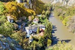 Cherepish修道院 免版税图库摄影