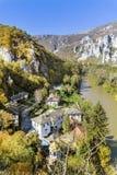Cherepish修道院 图库摄影