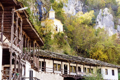 Cherepish Monastery Royalty Free Stock Photos