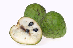 Cherimoya Royalty Free Stock Images