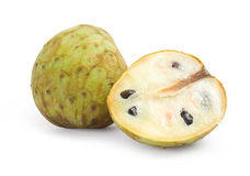 Cherimoya Royalty Free Stock Photo