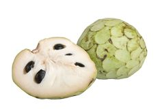 Cherimoya Stock Photo