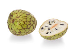 Cherimoya Fruit Royalty Free Stock Photography