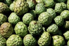 Cherimoya fruits Royalty Free Stock Photo