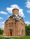 chernigov教会pyatnitskaya乌克兰 库存照片