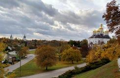 Chernigov, Catherine& x27; iglesia de s foto de archivo libre de regalías