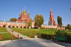 Chernigovsky skete在Sergiev Posad,俄罗斯 图库摄影