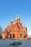 Chernigovsky skete Stock Photo