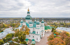 Chernihiv, Ucrânia Fotografia de Stock Royalty Free