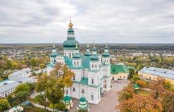 Chernihiv Ukraina Royaltyfri Fotografi